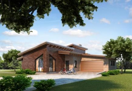 Progetto Di Una Casa A Un Piano Gabriele